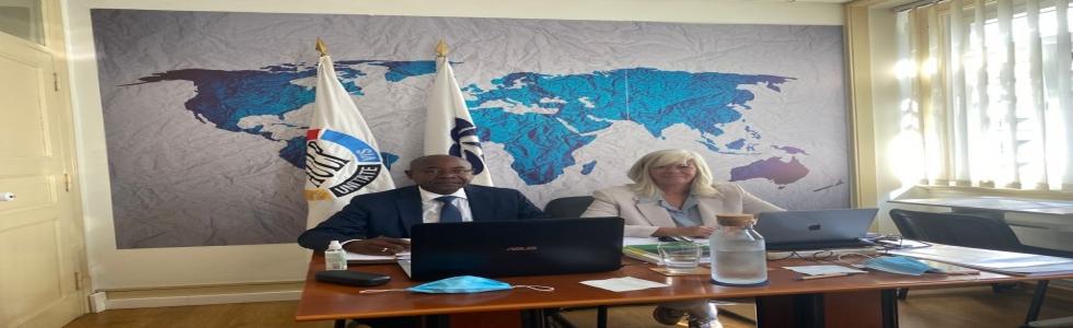 Reitor da UMN participou da Reunião do Conselho de Administração da AULP